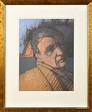 John Boyd (b.1957) STUDIES OF HEADS one signed pa