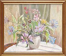 Attributed to A*** Madge (1883-1949) STILL-LIFE W