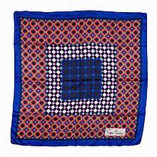 Pierre Cardin headscarf