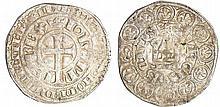 Jean II le Bon (1350-1364) - Gros à la queue - 1er émission 11 juillet 1355