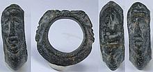 Mésopotamie - Bague en pierre - 3ème-2ème mill. av. J.-C.