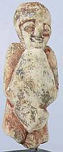 Egypte - Basse époque - Statuette en pierre - 633-332 av. J.-C. - (26-30ème dynastie)