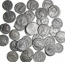 Lot de 32 Nummus