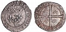 Charles VII (1422-1461) - Florette - Limoges
