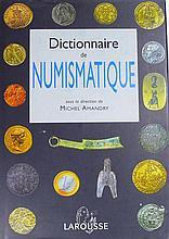 Dictionnaire de numismatique de Michel Amandry - 2002