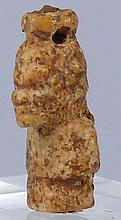 Cananéen - Amulette en ivoire - 2ème mill. av. J.-C