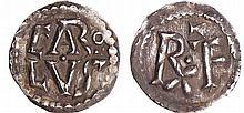 Charlemagne (768-814) - Denier (Aix la Chapelle)