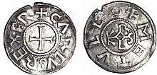 Charlemagne (768-814) - Denier (Melle)