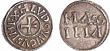 Louis 1er Le Pieux (814-840) - Denier (Marseille)