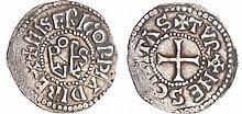 Louis III (879-882) - Denier (Tours)
