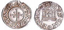 Lothaire II de Lotharingie (954-986) - Denier (Mouzon)