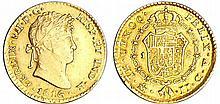 Mexique - Ferdinand VII (1808-1821) - 1 escudo 1816 (Mexico)