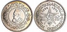 Maroc - Mohammed V (1927-1961) - 500 francs 1956