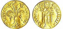 Allemagne - Erbistum - Gerlach De Nassau (1346-1371) - Florin