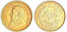 Afrique du sud - 1/2 pound 1895