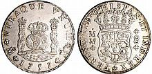 Mexique - Ferdinand VI (1808-1821) - 8 reales 1757 (Mexico)