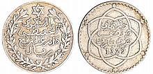 Maroc - Moulay Hafid I (1908-1912) - 2 1/2 dirhams 1329 AH 1911 (Paris)