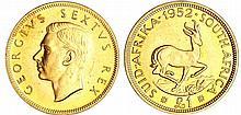 Afrique du sud - Pound 1952
