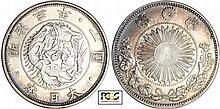 Japon - Meiji - Yen année 3 (1870) M3