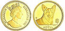 Gibraltar - 1/10 royal 1991 (Corgi)