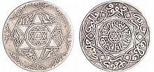 Maroc - Abdül Aziz 1er (1894-1908) - 2 1/2 Dirhams 1314 AH 1897 (Paris)