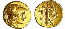 Macédoine - Alexandre III - Statère (310-312 av J.-C., Alexandrie)