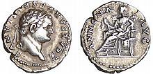 Titus - Denier - (77-78, Rome)