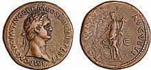 Domitien - As (89-90, Rome) - La Fortune