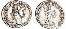 Domitien - Denier (89, Rome) - Pallas