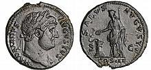 Hadrien - As (126, Rome)