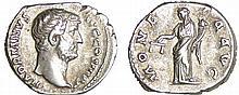 Hadrien - Denier (137, Rome) - La Monnaie