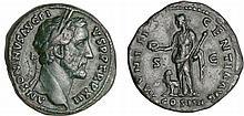 Antonin le Pieux - As (148, Rome) La Munificence