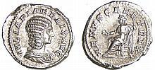 Julia Domna - Denier - (200, Rome) - Vénus assise