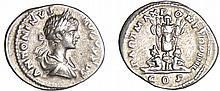 Caracalla - Denier (201, Rome)