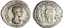 Diaduménien - Denier (218, Rome)