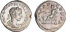 Alexandre Sévère - Denier (222, Rome) - La Santé
