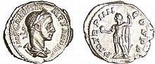 Alexandre Sévère - Denier (225, Rome)