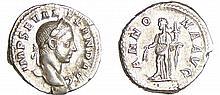 Alexandre Sévère - Denier (226, Rome) - L' Abondance