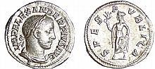 Alexandre Sévère - Denier (232, Rome) - L'Espérance