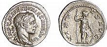 Alexandre Sévère - Denier (231, Rome) - La Valeur