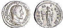 Maximin 1er - Denier (236-238, Rome) - La Fidélité