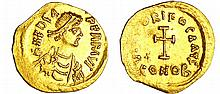 Focas - Tremissis (602-610, Constantinople)