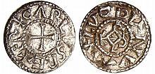 Charlemagne (768-814) - Denier (Lyon)