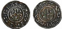 Charles II Le Chauve (840-877) - Denier (Quentovic)