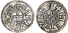 Charles II Le Chauve (840-877) - Denier (Melle)