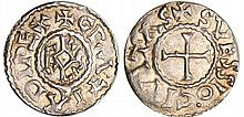 Charles II Le Chauve (840-877) - Denier (Soissons)