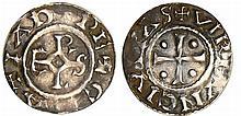 Charles II Le Chauve (840-877) - Denier (Verdun)
