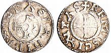 Charles II Le Chauve (840-877) - Denier (Reims)