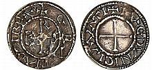 Charles II Le Chauve (840-877) - Denier (Laon)