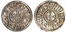 Charles II Le Chauve (840-877) - Denier (Rennes)